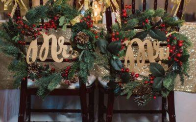 Una Boda inspirada en Navidad